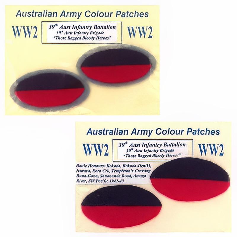 Cloth Colour Patches