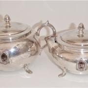Silver Tea & Coffee Set,
