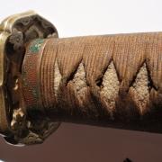 Junior Officer's Sword WW2. Unknown origin.