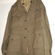 Army Uniform-Shirt and Jacket issued to Peter Holloway
